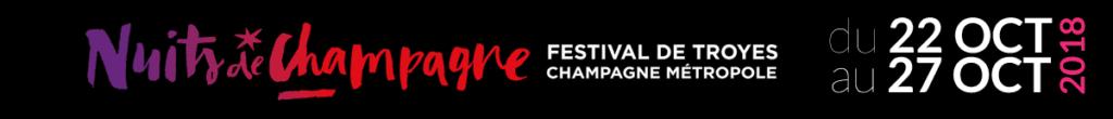 Nuits de Champagne 2018