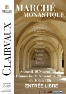Marché Monastique - Abbaye de Clairvaux