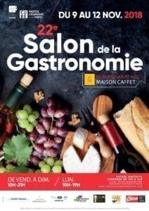 22e Salon de la Gastronomie