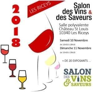Salon des vins et des saveurs