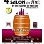 Salon des Vins de St-Julien-Les-Villas