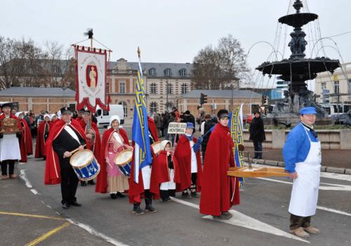Défilé de la Saint-Vincent