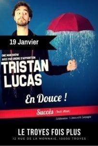 Tristan Lucas au Troyes Fois Plus