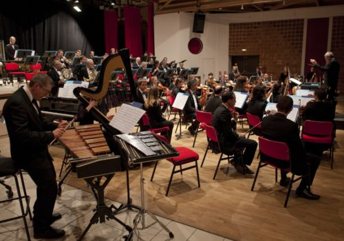 Orchestre Symphonique de l'Aube - Crédit : Ph. Praliaud