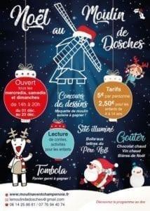 Noël au Moulin de Dosches
