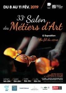 33e Salon des Métiers d'Art
