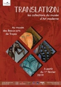 Translation : les collections du musée d'Art moderne