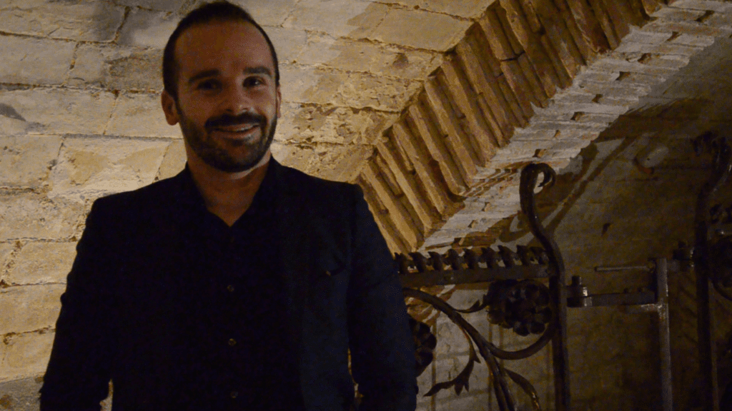Marc Edouard de Zutter - Président de l'agence OenoSphere