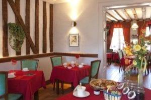 Hôtel Restaurant la chaumière