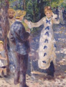 Balançoire, de Renoir