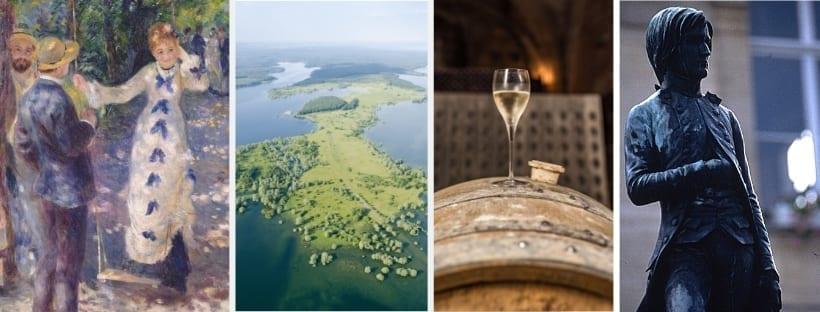 En 2019, découvrez l'Aube en Champagne sous toutes ses coutures