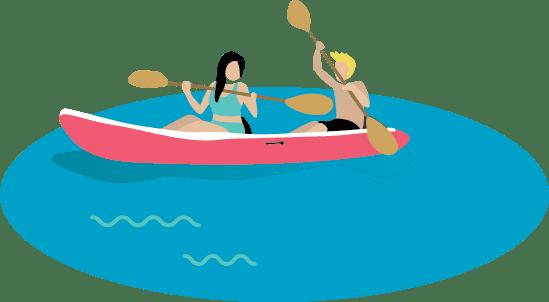 L'Aube en Champagne vous propose également des activités nautiques