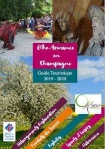 Guide Touristique du Pays d'Othe Armance en Champagne