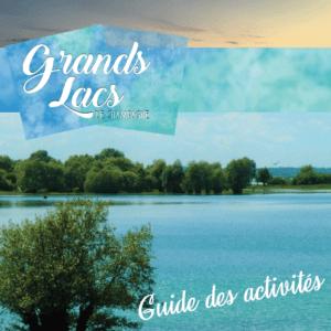 Guide des activités sur les Grands Lacs de Champagne