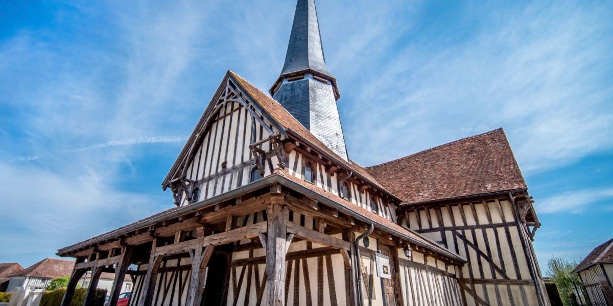 Eglise Saint-Julien-l'Hospitalier-et-Saint-Blaise © BC Image