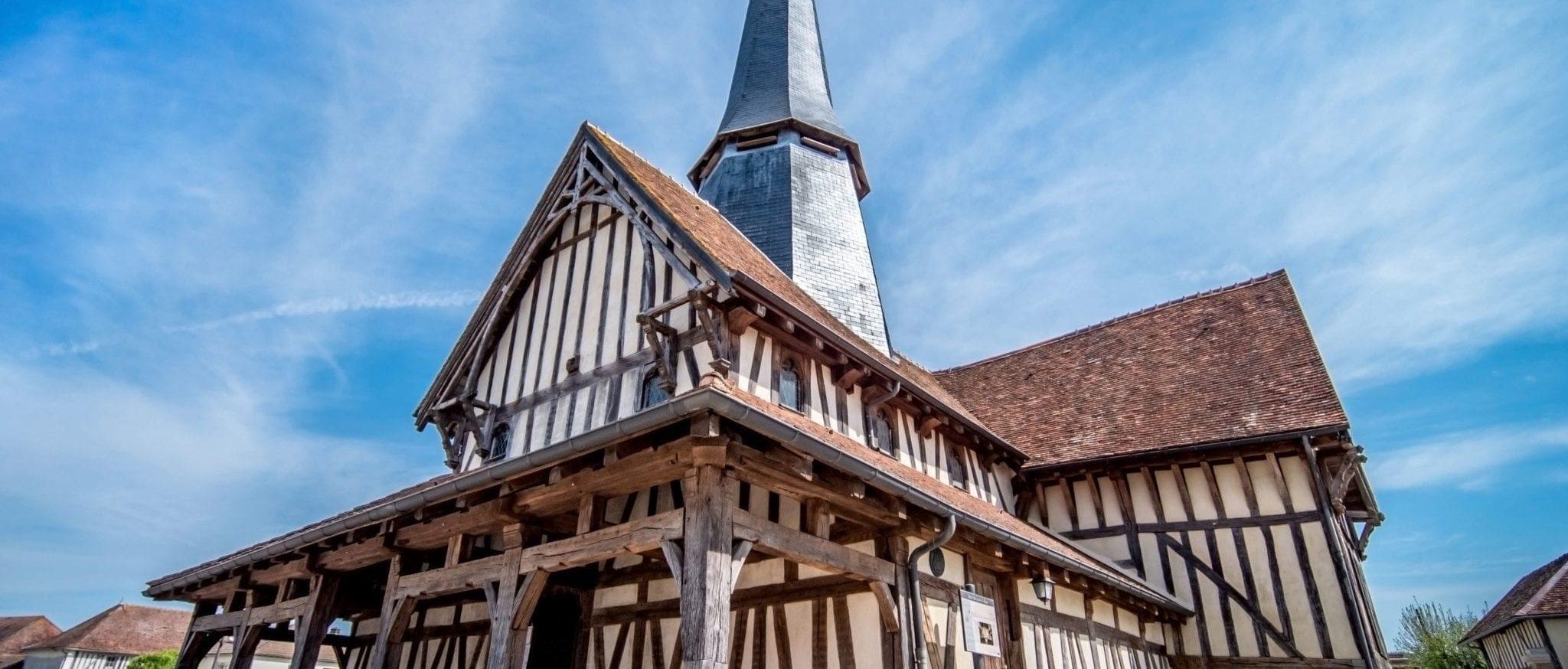 Eglise Saint-Julien-l'Hospitalier-et-Saint-Blaise