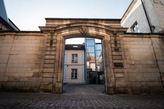 Portail Institut Rachi (6 sur 6)
