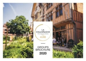 Aube en Champagne Groups Booklet 2020