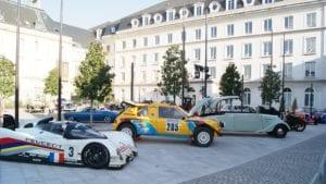 Les 48 Heures Européennes d'Automobiles Anciennes de Troyes