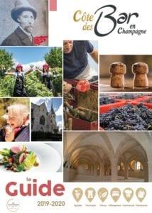 Guide touristique Cote des Bar 2019-2020