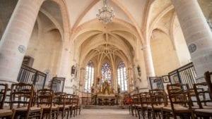 Eglise Saint-Quentin de Dienville © BC Image