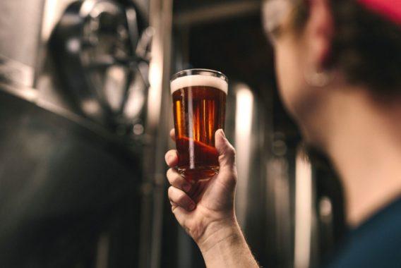 Bière artisanale la Roof
