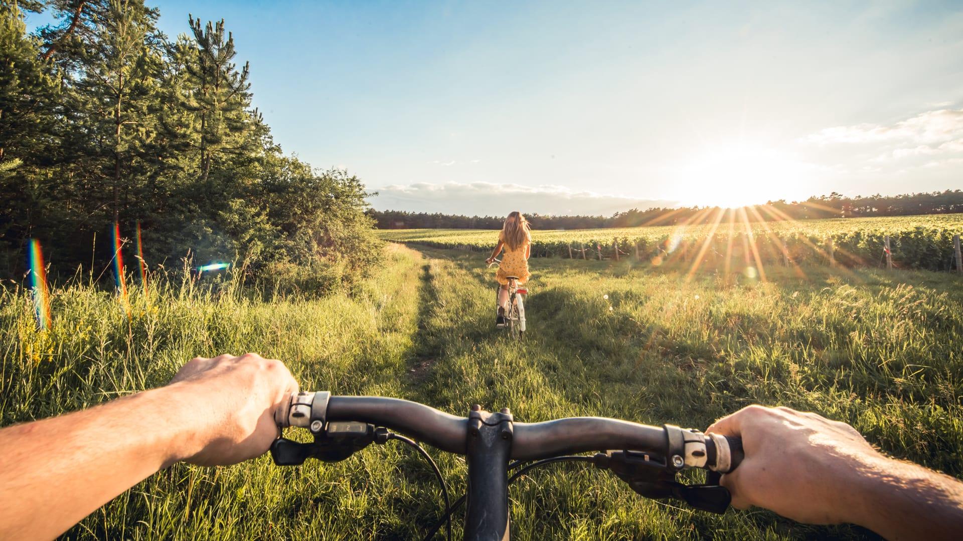 Parcours vélo et VTT dans l'Aube en Champagne