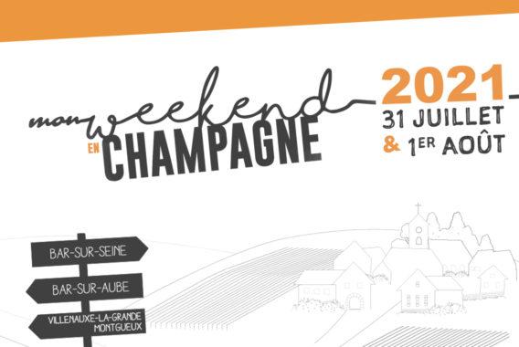 CapC - Mon Week-end en Champagne