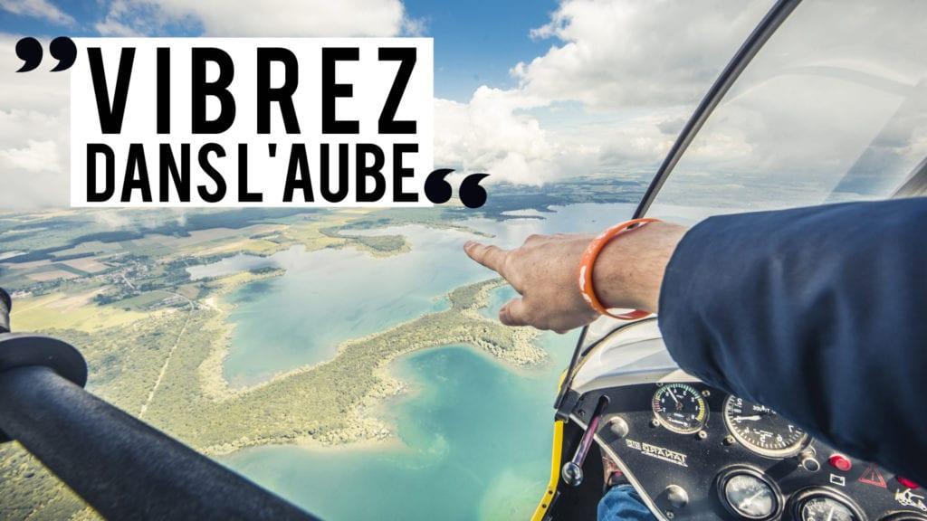 ULM et Baptême de l'air au-dessus des Grands Lacs