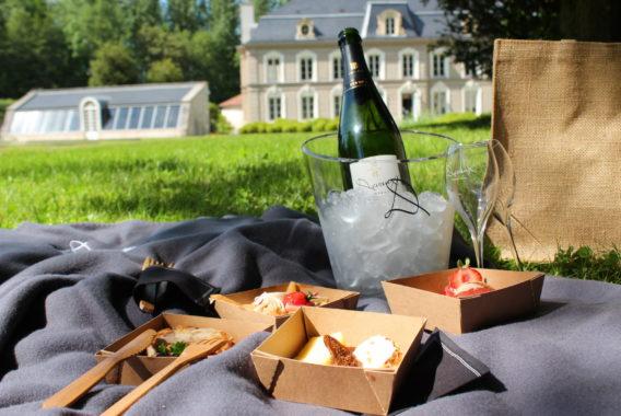 Champagne Devaux Pique Nique