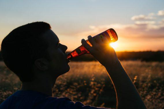 Bière bio l'Ange Déchu