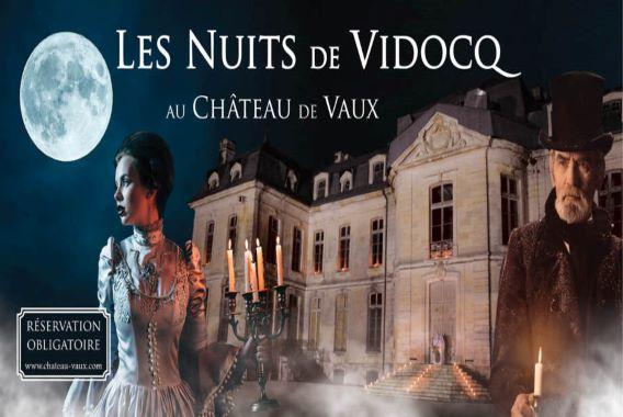 Les nuits de Vidocq