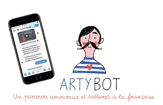 CDT Aube - Artybot
