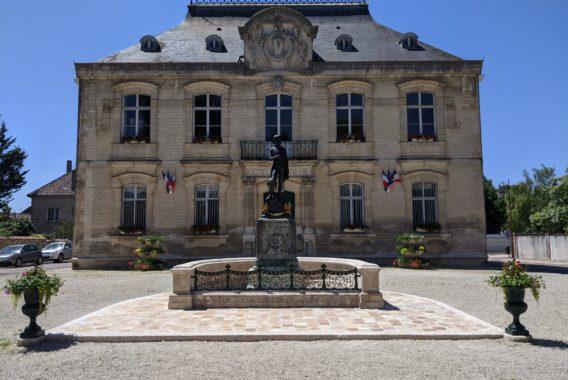 Grands Lacs de Champagne - Hôtel de ville Brienne-le-Château ©A. Loison (11)-min
