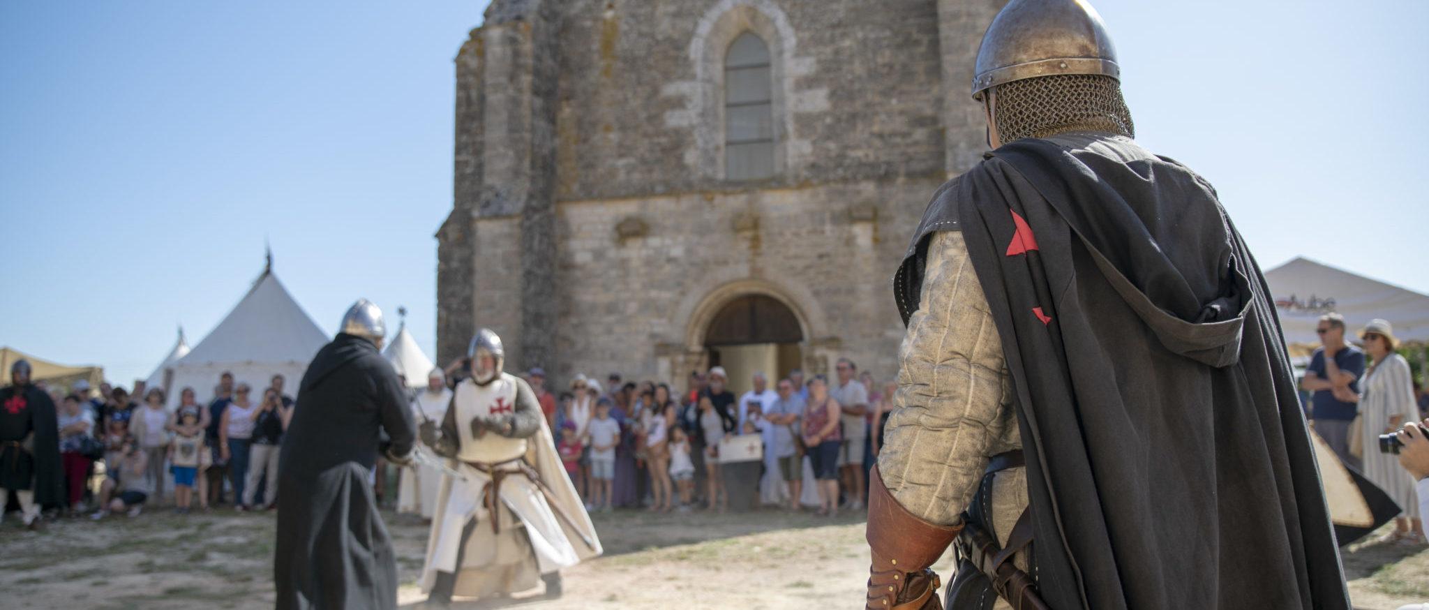 Les Templiers Olivier Douard