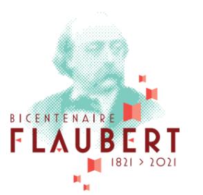 Gustave Flaubert à Nogent-sur-Seine