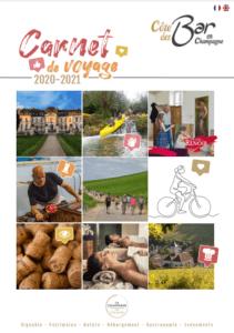 Carnet de voyage Côte des Bar 2020-2021