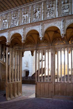 Le jubé de Villemaur-sur-Vanne fête ses 500 ans