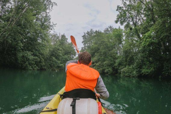 Kayak le colombier