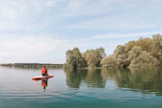 Paddle Géraudot
