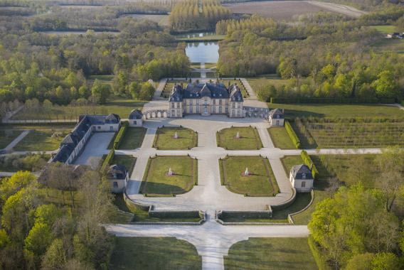 Chateau-Motte-Tilly