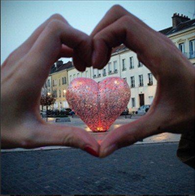 Coeur-Instagram