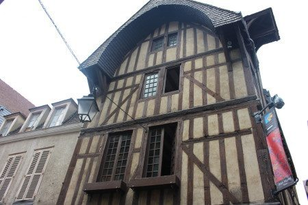A visit: Troyes, the magnificent